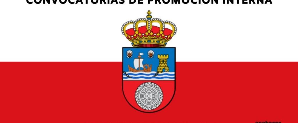 Convocadas-diferentes-oposiciones-promocion-interna-Cantabria Bases y convocatoria bolsa Auxiliar Administrativo Ruesga 2020