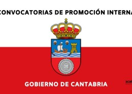 Convocadas-diferentes-oposiciones-promocion-interna-Cantabria Preparar oposiciones administrativo Cantabria