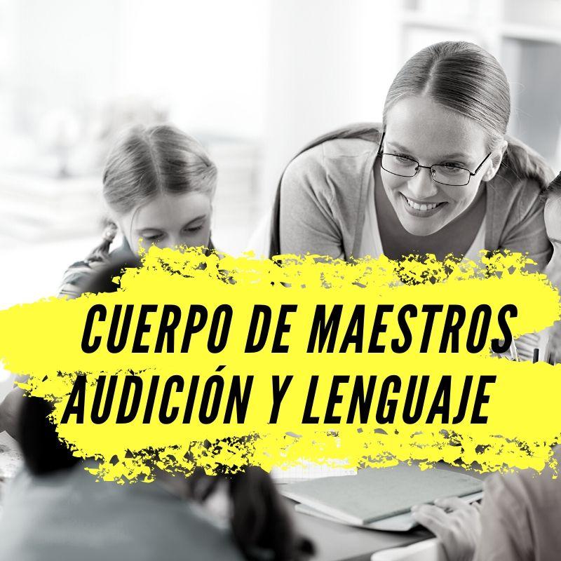 Oposiciones-Audicion-y-Lenguaje-2022-Cantabria Preacuerdo plazas oposiciones maestros Cantabria 2022