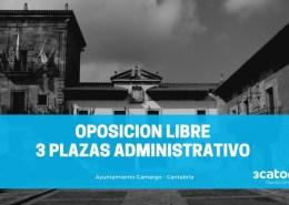 Ayuntamiento-Camargo-Cantabria-1 Preparar oposiciones administrativo Cantabria