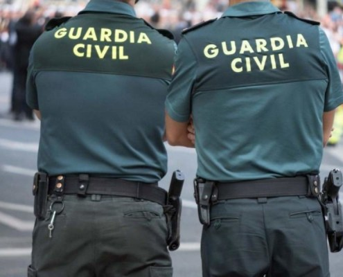 La Guardia Civil reanuda oposiciones 2020