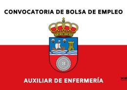 Publicada-en-el-BOC-la-convocatoria-bolsa-de-empleo-auxiliar-enfermeria-Cantabria-1 Oferta Empleo Publico Noja 2019