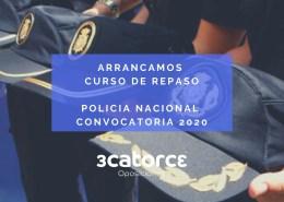 Curso-Repaso-oposiciones-policia-nacional-Escala-Basica-CNP Situación actual de vacantes Guardia Civil en reserva