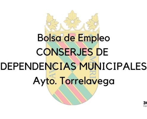 Abierto plazo de inscripcion para el proceso de constitución de bolsa empleo Conserjes Torrelavega