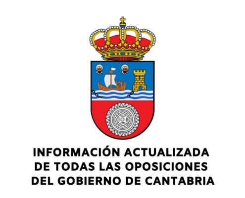 Conoces el portal web donde entontraras actualizada toda la informacion oposiciones Gobierno Cantabria