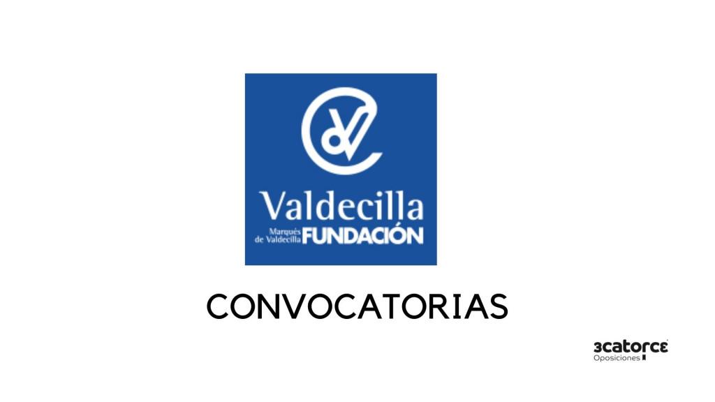 Convocatorias-oposiciones-Fundacion-Marques-de-Valcedilla-2020 Convocatorias oposiciones Fundacion Marques de Valcedilla 2020