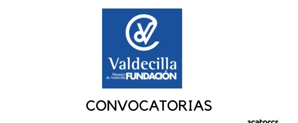 Convocatorias-oposiciones-Fundacion-Marques-de-Valcedilla-2020 Convocatoria Auxiliar Administrativo Miengo 2020