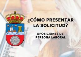 Como-presentar-la-solicitud-oposiciones-personal-laboral-Cantabria Oposiciones Alfoz de Lloredo Bases y convocatoria para constituir bolsa peon y cometidos multiples