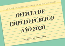 plazas-Oferta-empleo-publico-Cantabria-2020-1 Oposiciones Alfoz de Lloredo Bases y convocatoria para constituir bolsa peon y cometidos multiples
