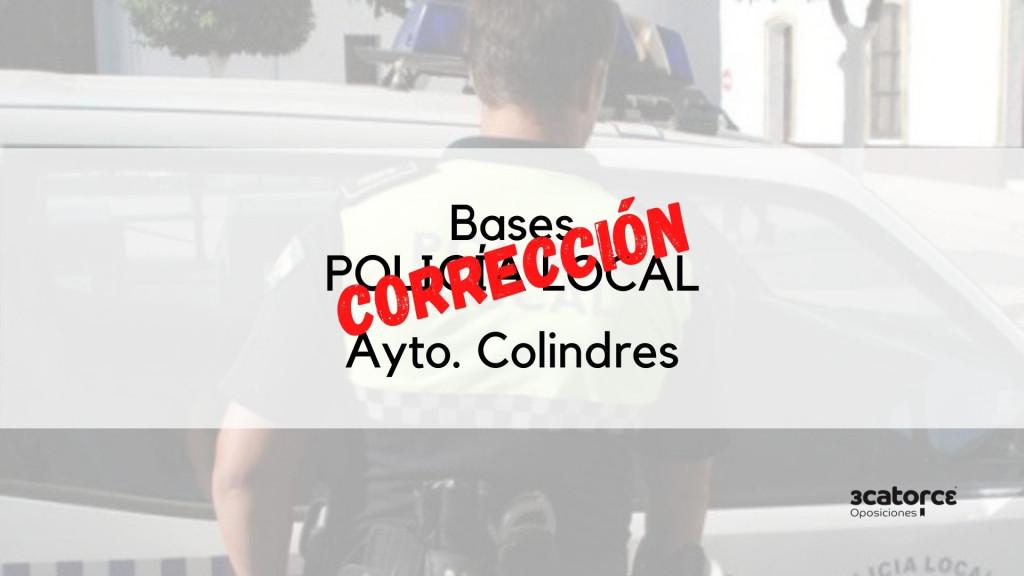 Correccion-de-las-bases-oposicion-policia-local-Colindres Nueva correccion de las bases policia local Colindres