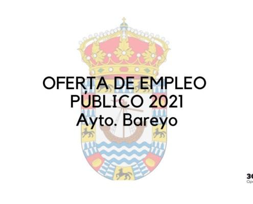 La oferta empleo publico 2021 del Ayuntamiento de Bareyo recoge 1 plaza auxiliar administrativo