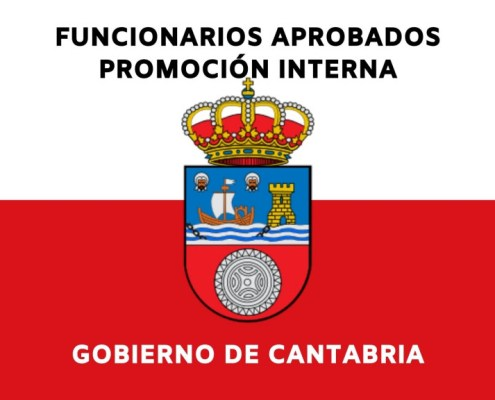 Lista de aprobados promocion interna Cantabria