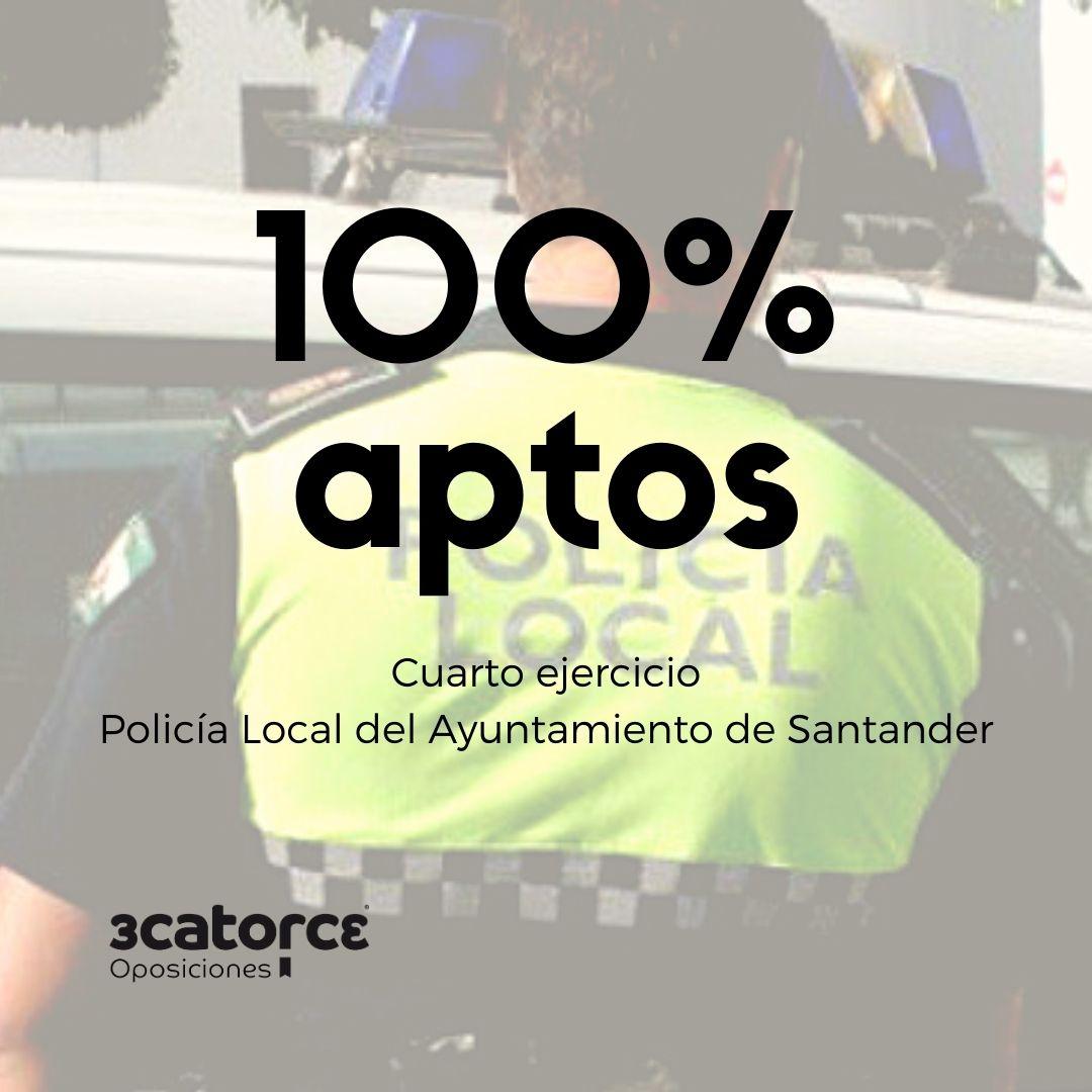 100-aptos-psicotecnicos-santander Protocolo covid para las pruebas fisicas policia local Santander