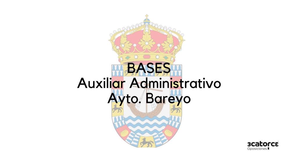 Bases-que-van-a-regir-la-convocatoria-de-1-plaza-Auxiliar-Administrativo-Bareyo Bases que van a regir la convocatoria de 1 plaza Auxiliar Administrativo Bareyo