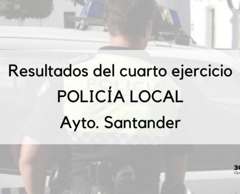 Publicado el resultado psicotecnicos Policia Local Santander