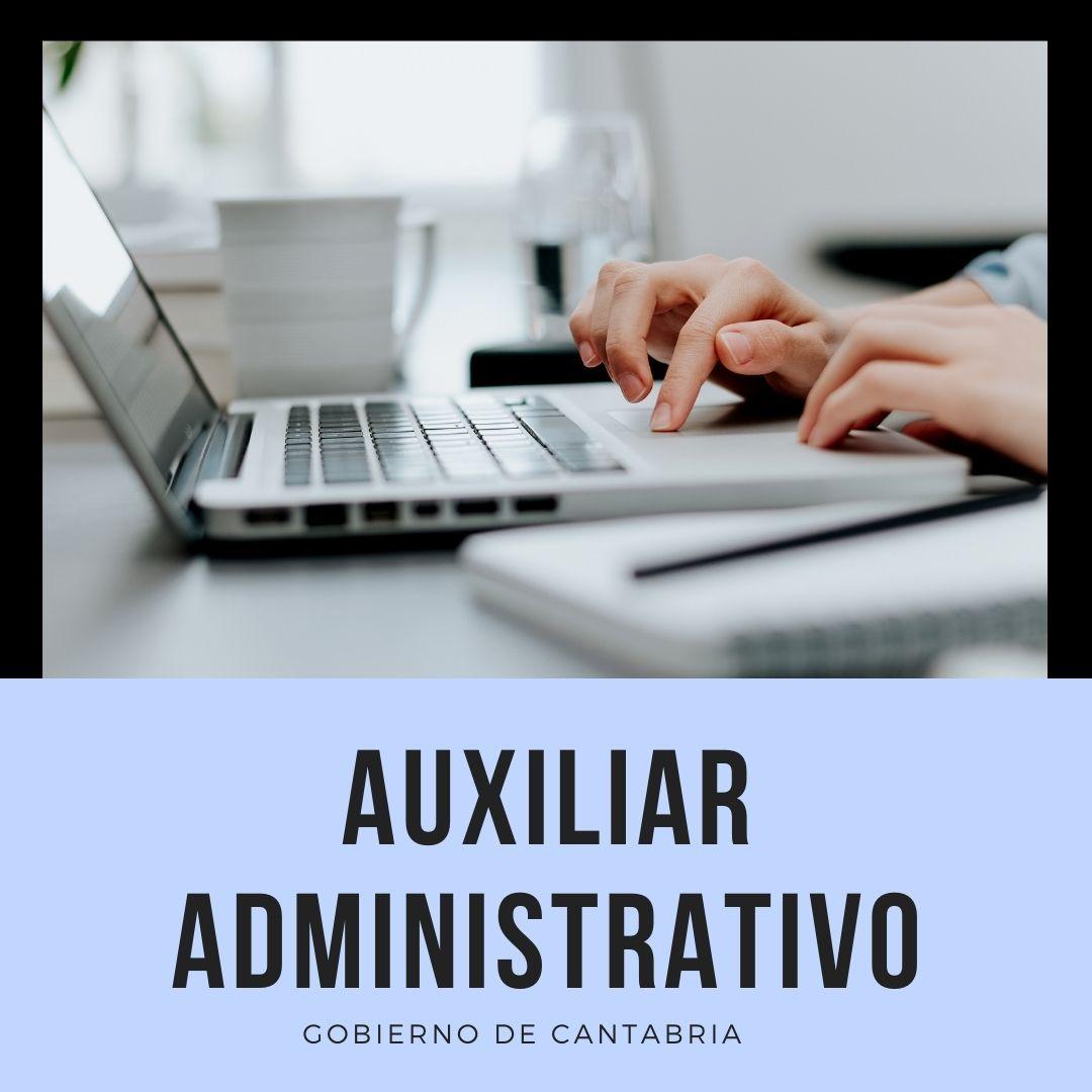 aux-admvo-ope-2020-1-1 Publicado en el BOC fecha hora y lugar del primer examen Gestion Cantabria