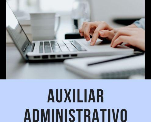 oposicion Auxiliar Administrativo Cantabria 2021 2022