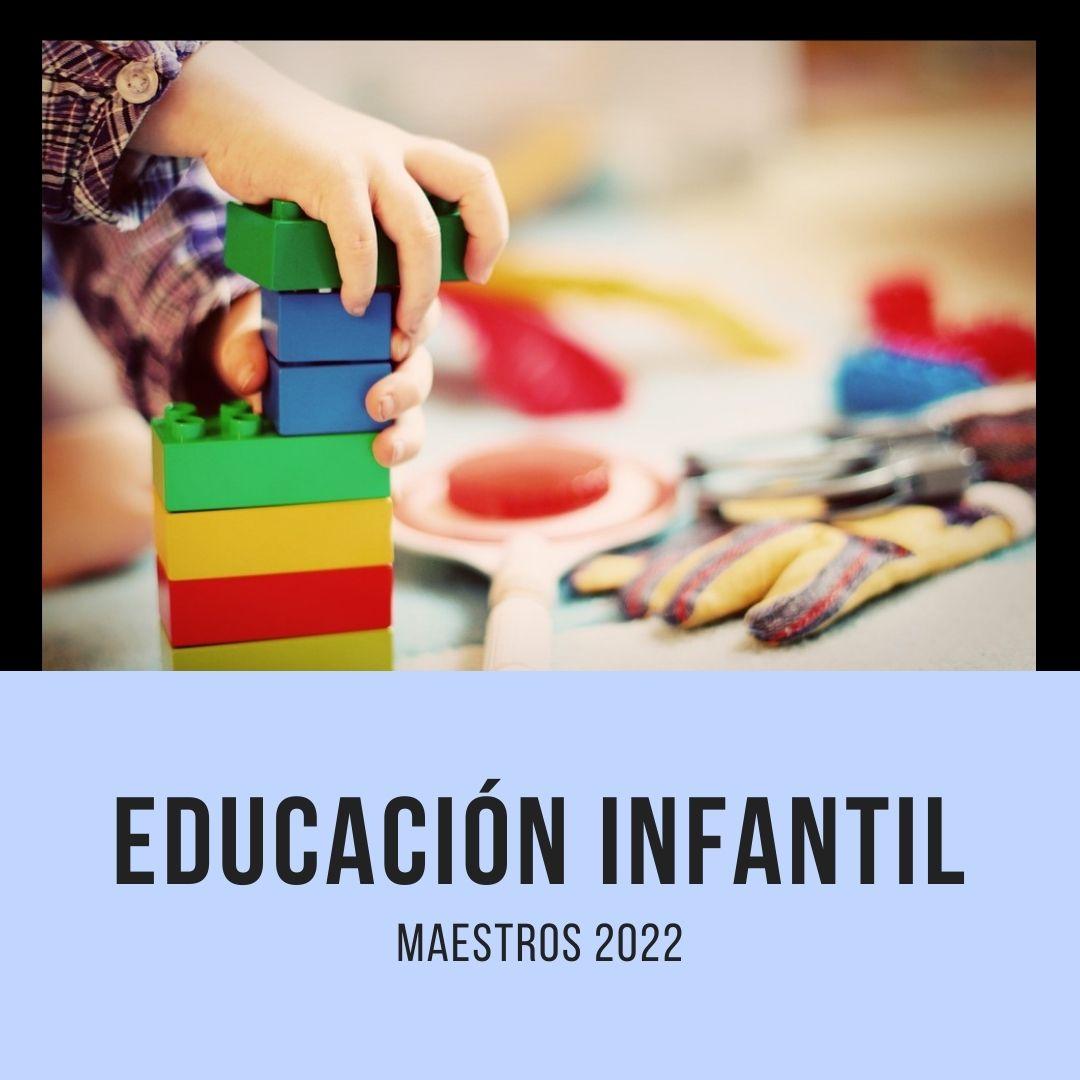 educacion-infantil Nuevo curso oposicion infantil Cantabria 2022