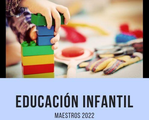 Nuevo curso oposicion maestro infantil Cantabria 2022