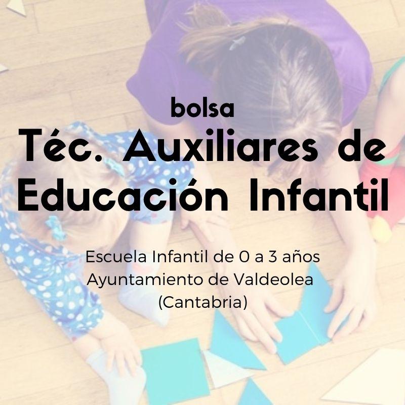 Oposiciones-tecnico-educacion-infantil-2021-Bolsa-ayuntamiento-Valdeolea-Cantabria Oposiciones tecnico educacion infantil 2021 Bolsa ayuntamiento Valdeolea Cantabria