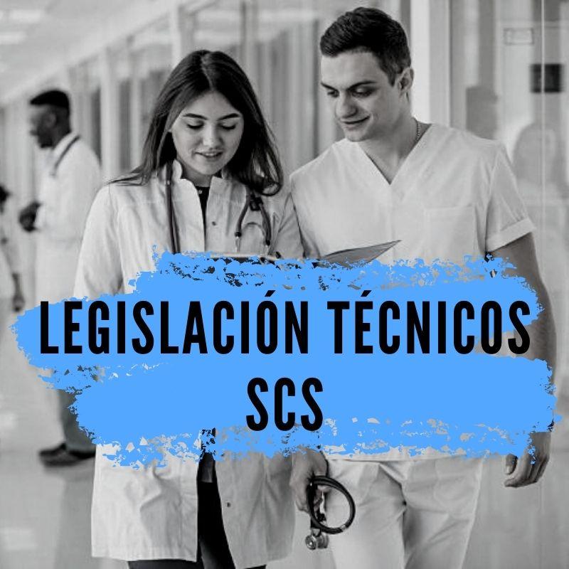 8 Legislacion oposiciones tecnicos SCS Cantabria