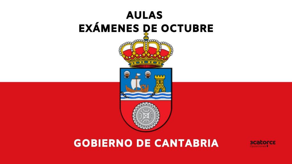 Novedades-sobre-los-examenes-oposiciones-Gobierno-de-Cantabria-de-octubre Novedades sobre los examenes oposiciones Gobierno de Cantabria de octubre