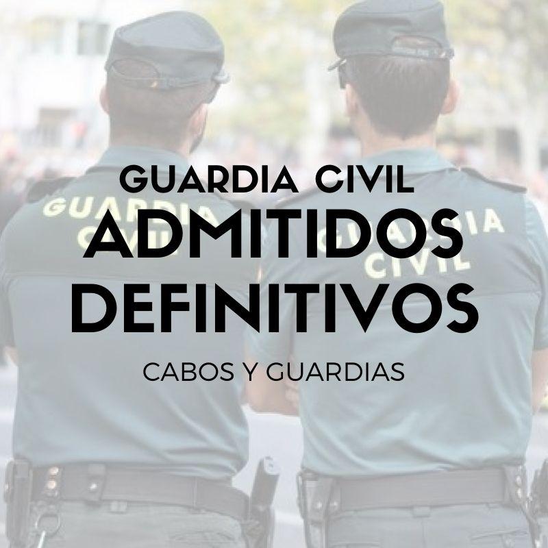 admitidos-definitivos-oposicion-Guardia-Civil-2021 admitidos definitivos oposicion Guardia Civil 2021