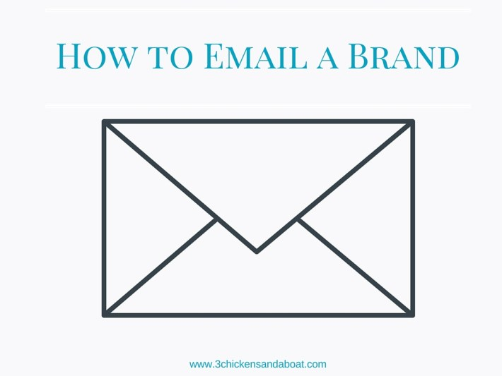how to pitch, blogger pitching, how to email a brand, how to get sponsored posts