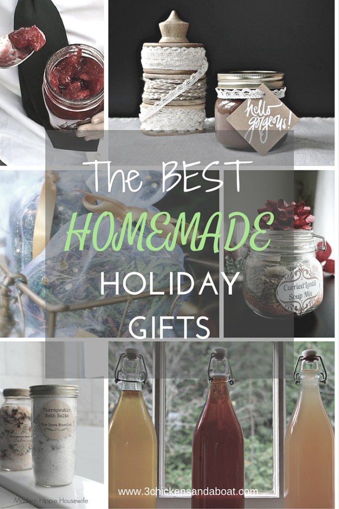 homemade gifts, homemade gift ideas