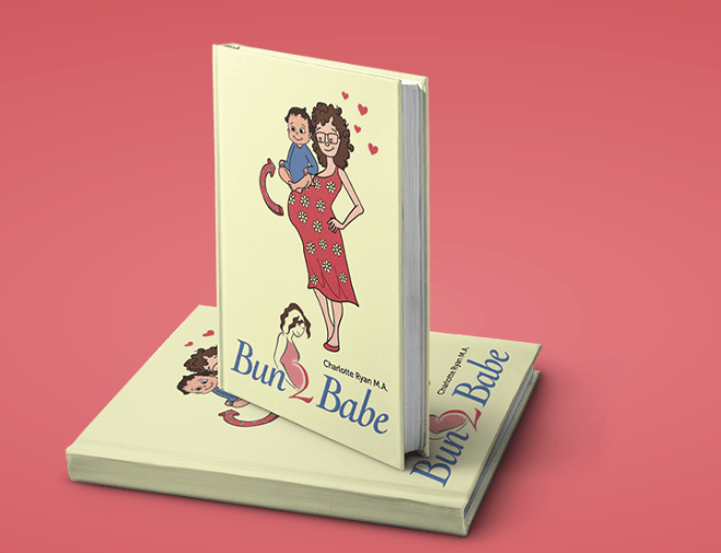 Bun2Babe: The Baby Book You Will Be Getting From Me