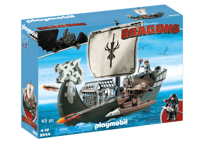 Drago's Ship