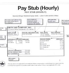 pay stub information [ 2338 x 1700 Pixel ]