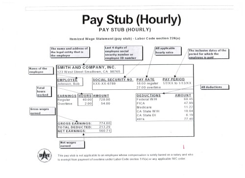 small resolution of pay stub information
