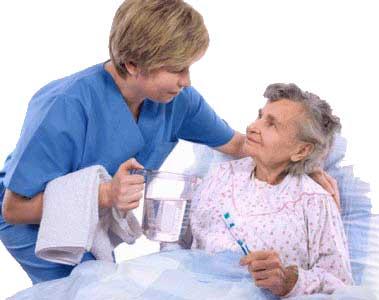 Enfermeiros in house