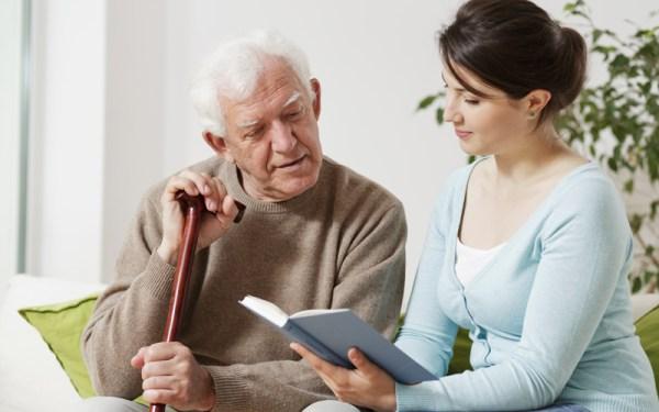 Cuidadores de idosos