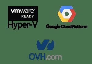 Instalacja na Windows/Linux, wirtualizacja na serwerze lub w chmurze