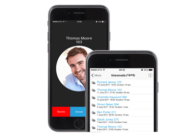 VoIP-clients voor Android en iOS