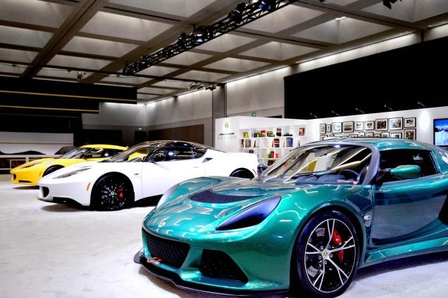Lotus LA Auto 2013 (2)