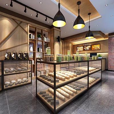 Cake Shop Interior Design Renderingstommyshop Interior