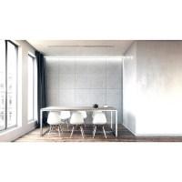 Industrio -Gypsum plaster 3D wall panels