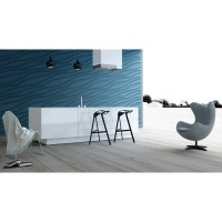 Solano - Gypsum plaster 3D wall panels