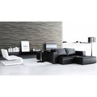 Zefiro - Gypsum plaster 3D wall panels