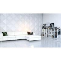 Vente - Gypsum plaster 3D wall panels
