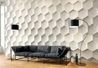 Eco Gypsum Plaster & MDF - 3D WALL PANELS UK