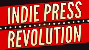 Indie Press Revolution Banner