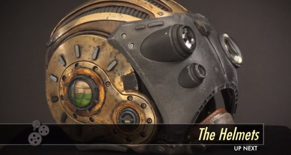 The Helmets - Legacy Effect