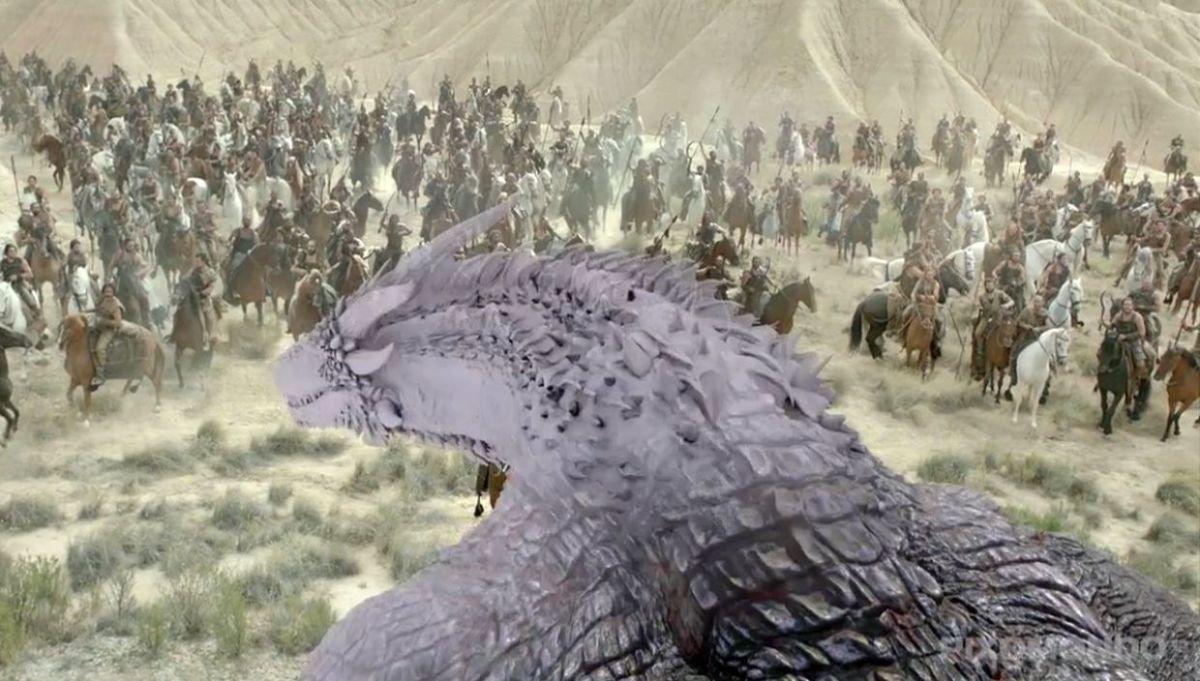 3dart_VFX Making of Game of Thrones Season 6