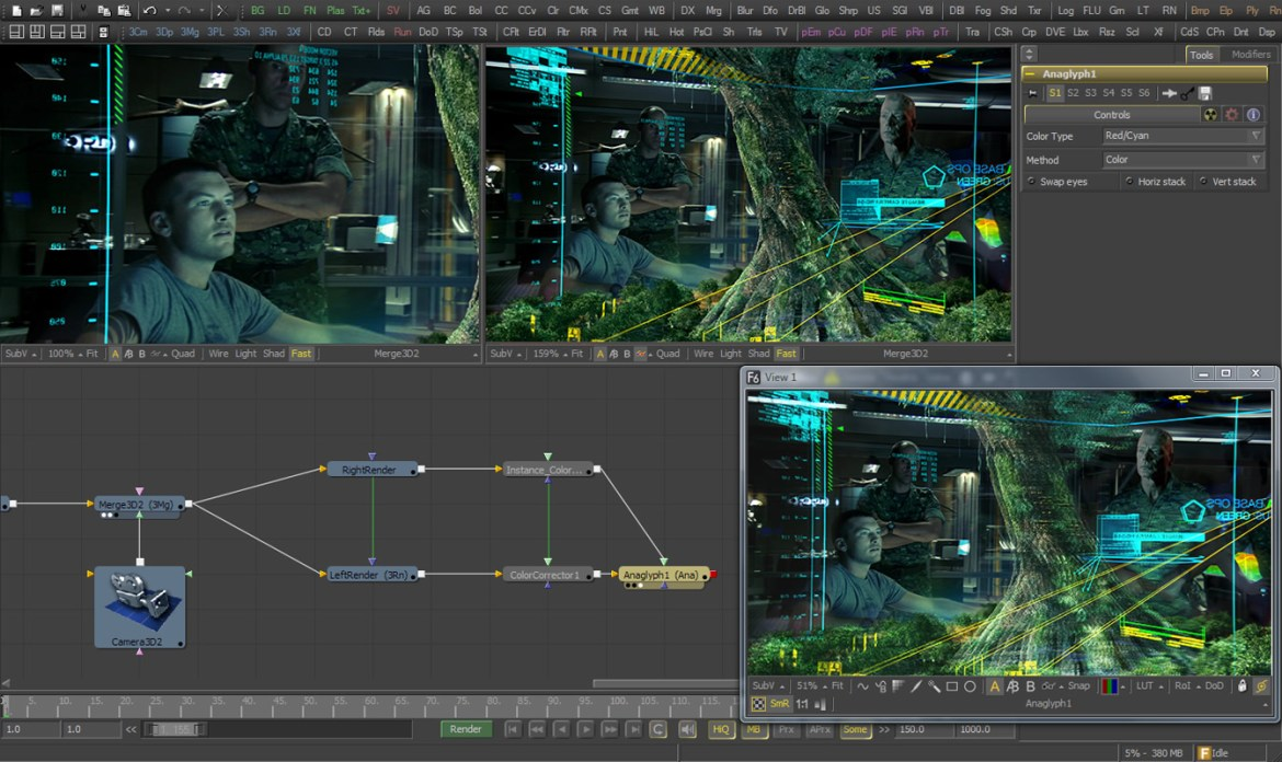 3dart_VFX_Fusion_Blackmagic_Design