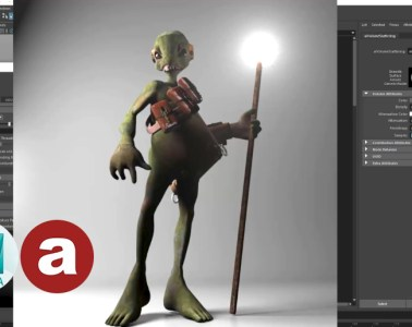 Arnold Render Lighting Basics Tutorial - MtoA 118