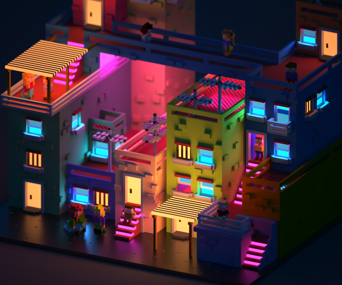 Pixel Art 3D con MagicaVoxel Win/Mac